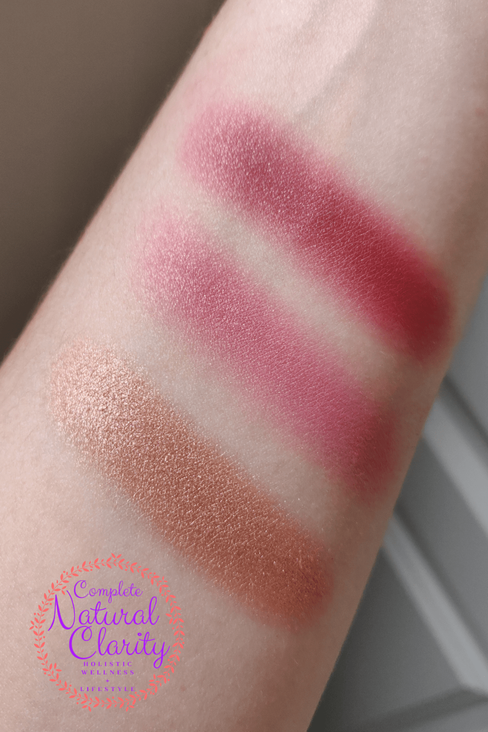 Aether Beauty's Crystal Charged Cheek Palette in Ruby: Review