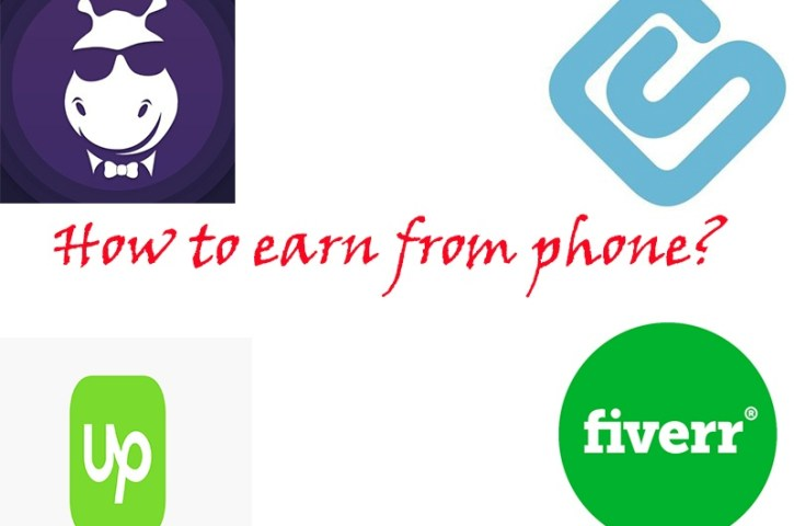 How To Earn Money From Smartphone.