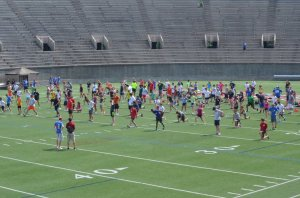 Complete Track and Field Summer Camp