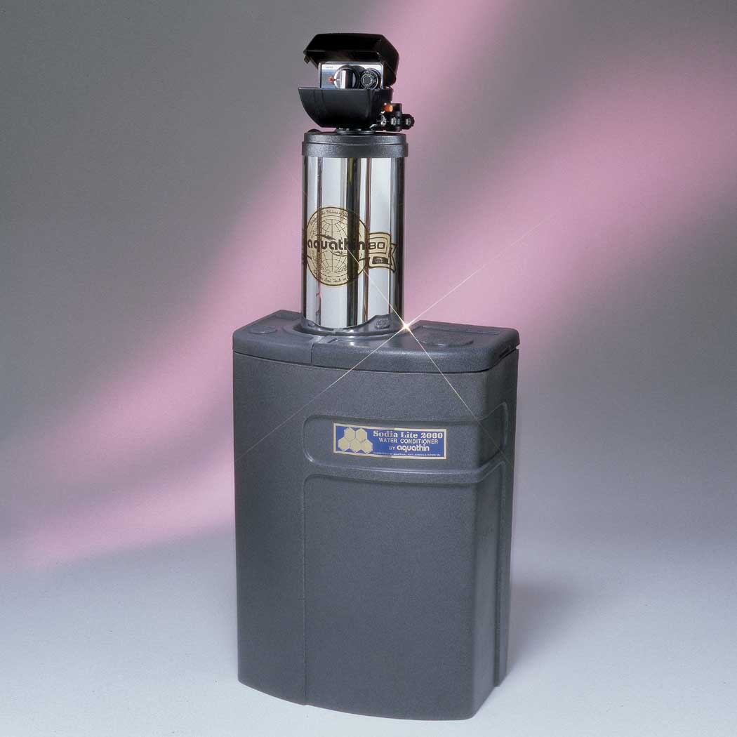 Aquathin Soft & Clean Water Softner
