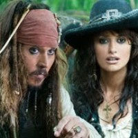 """Até Jack Sparrow desanda em """"Piratas do Caribe 4"""""""