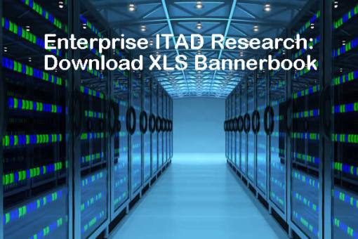 Enterprise ITAD Research: Download XLS Banner Book