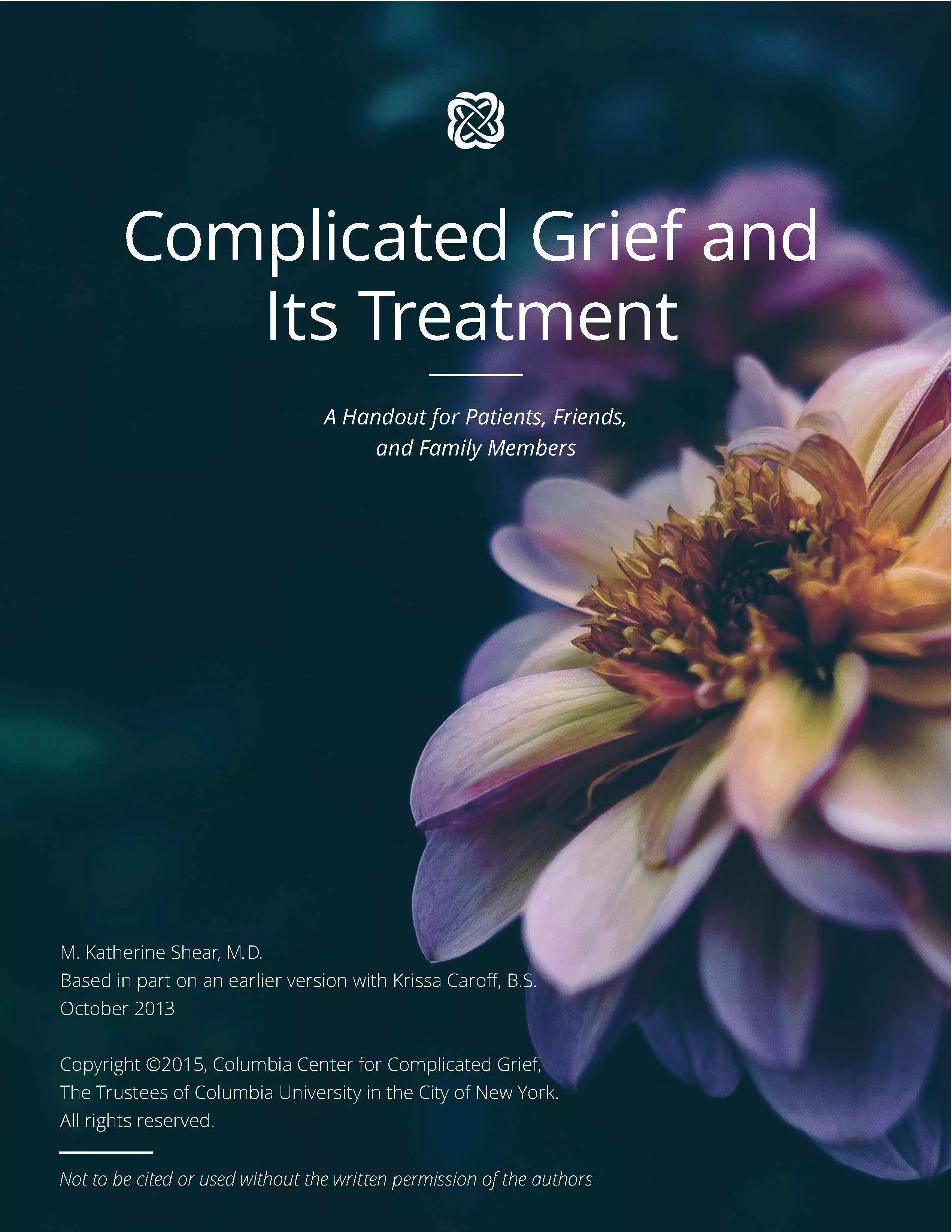 Complicated Grief