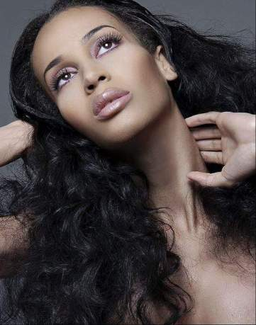 """Isis King from """"America's Next Top Model"""""""