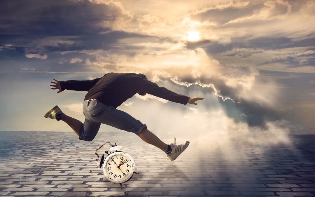 Et si nous arrêtions de gérer notre temps?