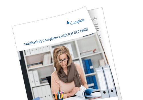 Facilitating Compliance with ICH GCP E6(R2) - Portfolio Image 2