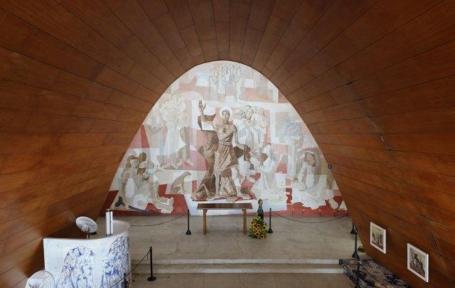 Pampulha-san-franscisco-altar