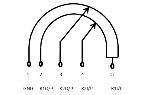 thumbwheel potentiometer pinout features details  datasheet
