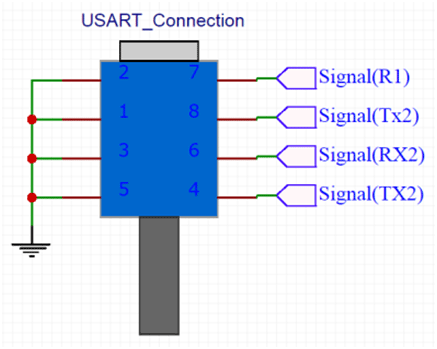 rj45 8pin connector pinout specifications and how to use it