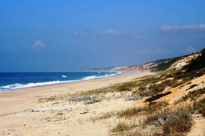 Praia Dourada Aberta Nova
