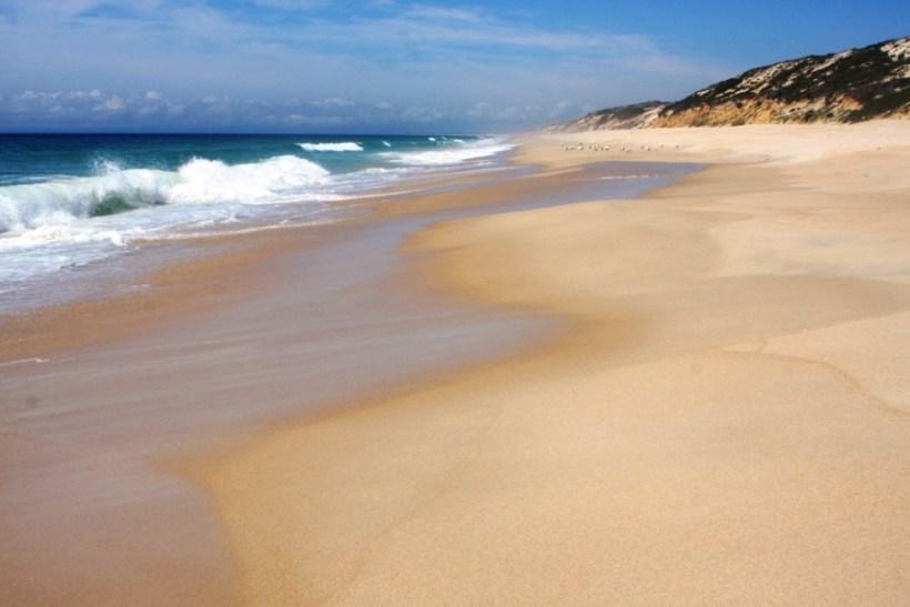 Praia do Pinheirinho Beach