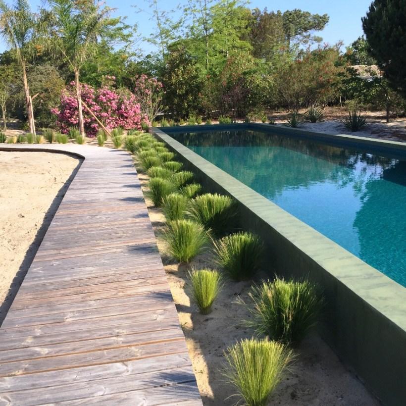 Lap Length Pool