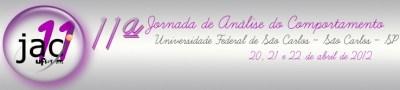 11ª Jornada de Análise do Comportamento da UFSCar - São Carlos/SP - Programação 5