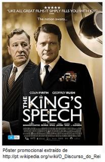 "O que o filme ""O discurso do Rei"" e a FAP tem em comum? 5"