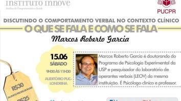 Palestra no Instituto Innove - Comportamento Verbal na Clínica - Londrina/PR 21
