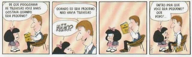 Mafalda   Depósito de Tirinhas