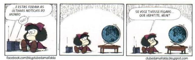 mafalda metafora