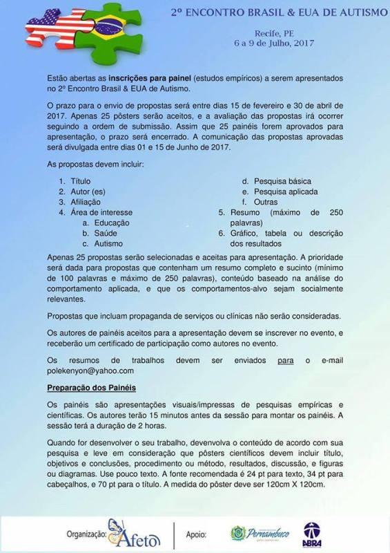 2º Encontro Brasil & EUA de Autismo 11