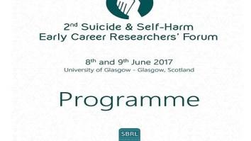 II Fórum de Investigadores em Suicídio e Autolesão 19
