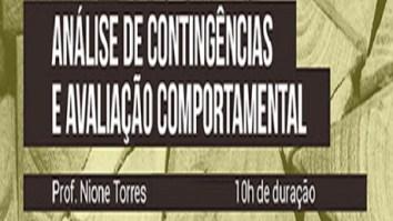 Curso Análise de Contingências e Avaliação Comportamental 15