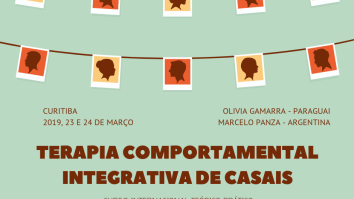Curso: Terapia Comportamental Integrativa de Casais (IBCT): Curso Teórico Prático. 15