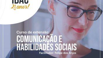 """Curso de Extensão: """"Comunicação e Habilidades Sociais"""" 17"""