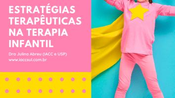 """Curso: """"Estratégias Terapêuticas na Terapia Infantil"""" 22"""