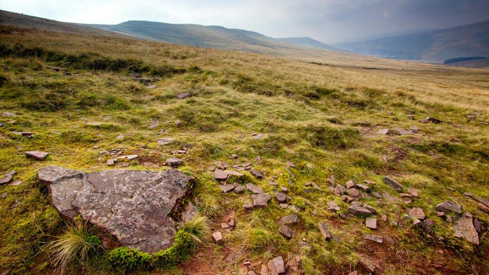 Brecon Beacons landscape photograph