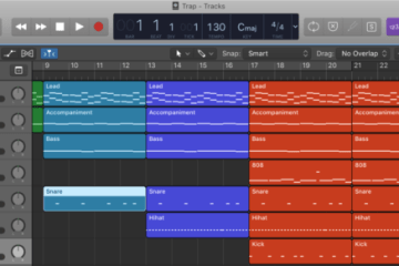 Session logic pro x