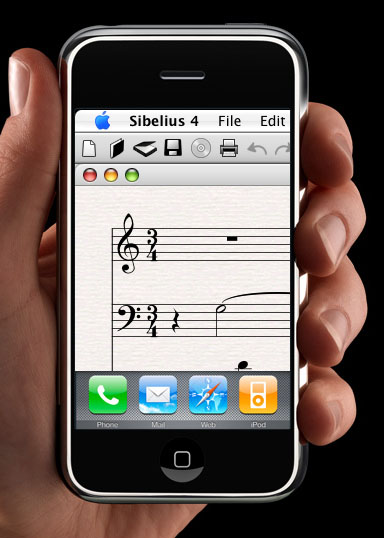 New composition tutorial series: Developing an idea with Sibelius 6 (1/4)