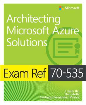 70-535 Architecting Microsoft Azure Solutions