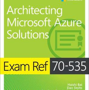 70-535 Architecting Microsoft Azure Solutions