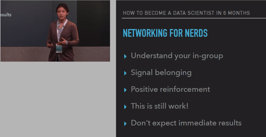 How to Become a Data Scientist in 6 Months a Hacker's Approach to Career Planning