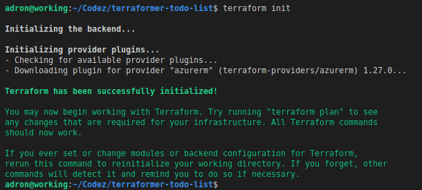 terraform-init-success