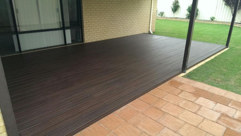 Carramar Composite Decking Perth