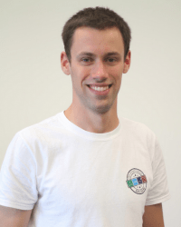 Matt Hall is working towards his Ph.D. in offshore wind turbines at the Advanced Structures and Composites Center