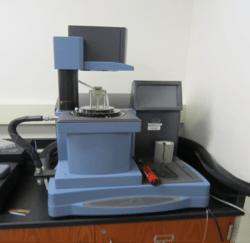 Photo of Dynamic Mechanical Analyzer Q800
