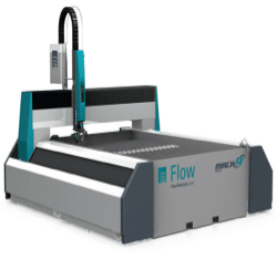 Photo of Flow Mach 4 Waterjet.