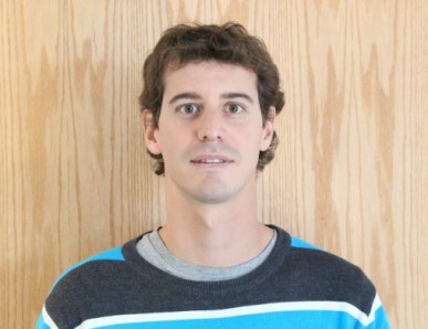 David Lopez brings valuable experience to UMaine Composites Center wind blade research.