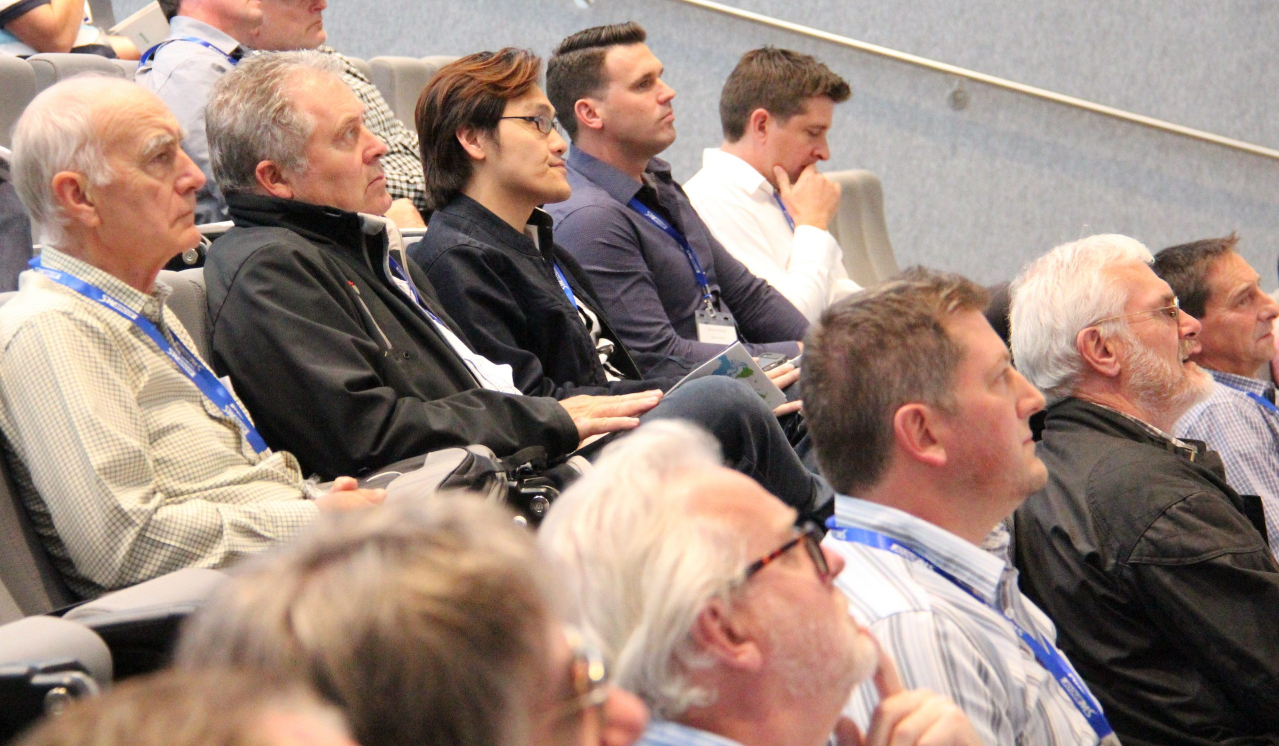 Delegates at the 2018 Composites Conference, Australian Synchrotron