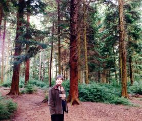 Keith at Pen Woods, Newbury
