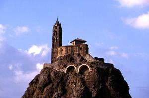 Le Puy-en-Velay Saint Michel l'Aiguilhe