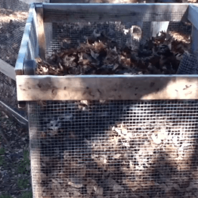 18 Cool DIY Compost Bin Designs