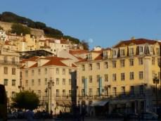 evening light, Lisbon
