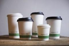 Vegware Hot Cup Lids