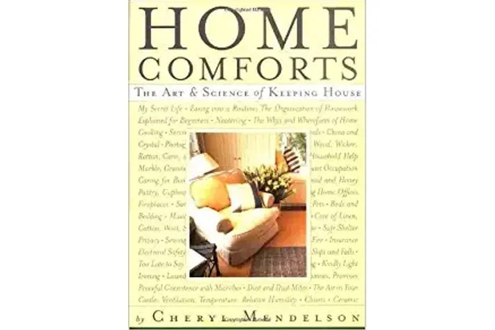 Home Comforts book cover.