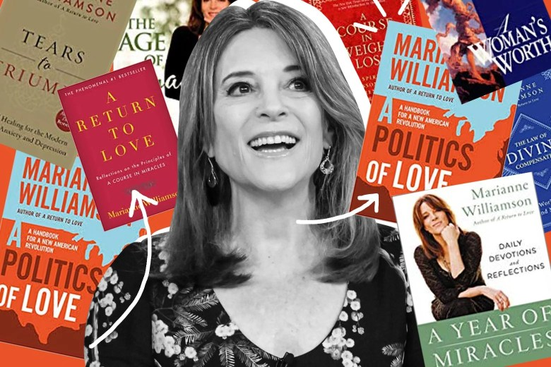 Image result for marianne williamson