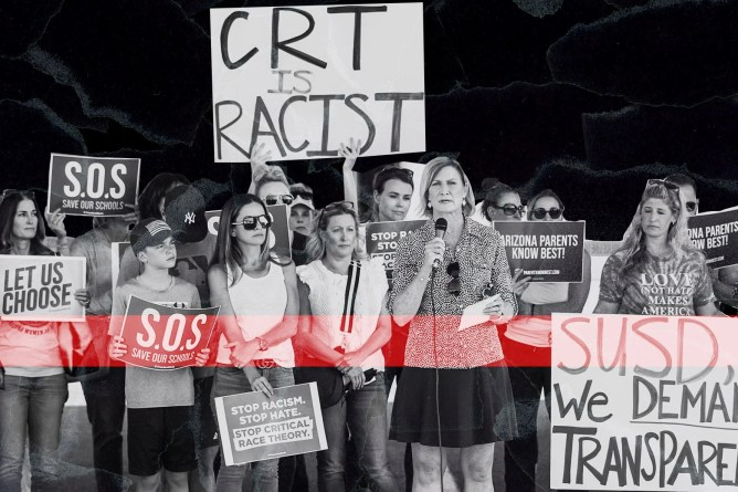 Critical race theory is a convenient target for conservatives.
