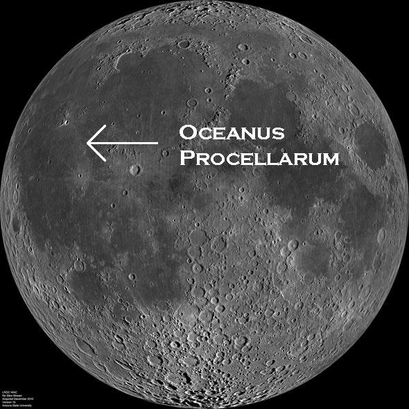 Oceanus Procellarum: What formed this huge lunar feature?