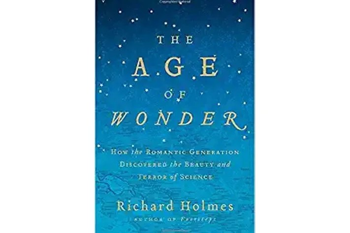 The Age of Wonder book cover.
